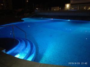 The swimming pool at or near Hotel Esplendid