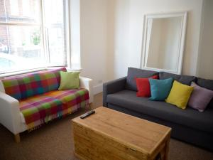 A seating area at The Town House