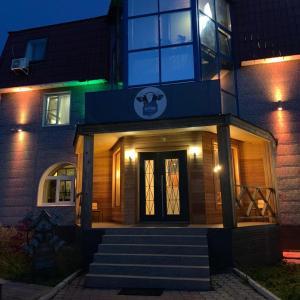 Фасад или вход в Гостиница Ривьера
