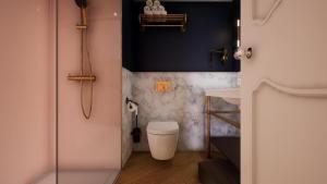 Ванная комната в Efteling Hotel