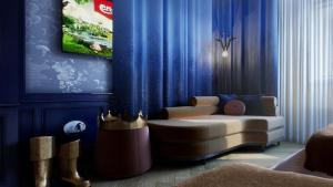 Гостиная зона в Efteling Hotel