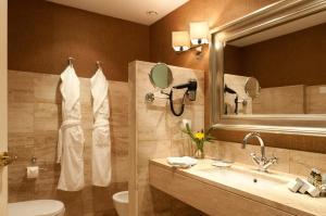 Un baño de A Quinta Da Auga Hotel Spa Relais & Chateaux