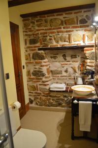 Un baño de Hotel La Beltraneja