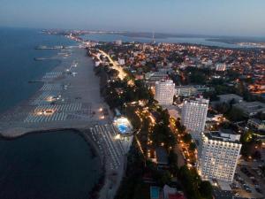 A bird's-eye view of Aqvatonic Hotel - Steaua de Mare