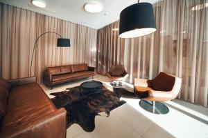 Posezení v ubytování Sun Lodge Schladming by Schladming-Appartements