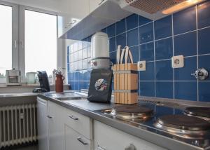A kitchen or kitchenette at Welteringpark 2-M