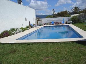 The swimming pool at or near Quinta Beira-Mar