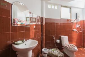 Vannituba majutusasutuses Chai Chet Resort Koh Chang