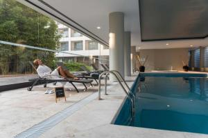 The swimming pool at or near Azoris Royal Garden – Leisure & Conference Hotel