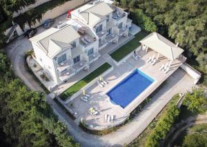 Άποψη από ψηλά του Spileo House Boutique Apartments - Adults Only