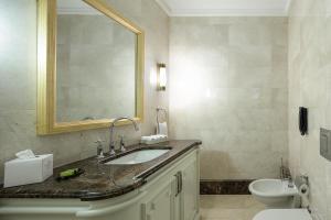 حمام في كراون بلازا إسطنبول آسيا