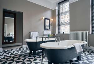 A bathroom at Hotel du Vin Birmingham