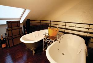 A bathroom at Hotel du Vin Bristol