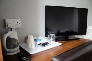 A television and/or entertainment center at The Lemonfield Hotel