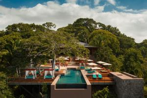 A view of the pool at One&Only Mandarina or nearby