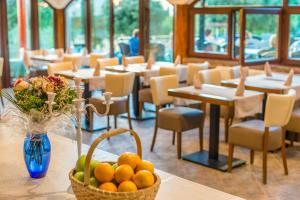 A restaurant or other place to eat at Hotel Villa Vrsar