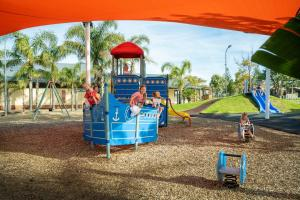 Children's play area at BIG4 West Beach Parks