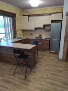 Кухня или мини-кухня в Rannalla