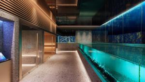 المسبح في Wellington Hotel & Spa Madrid أو بالجوار