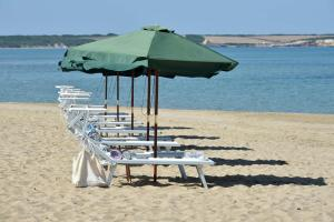 Spiaggia vicina o nei dintorni dell'affittacamere