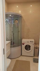 A bathroom at Апартаменты на Халтурина 30 КОМФОРТ