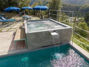 The swimming pool at or near Hotel Al Terra Di Mare