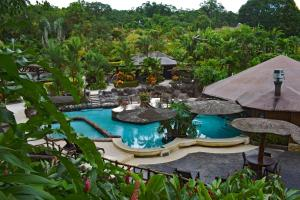 A view of the pool at Hotel Los Lagos Spa & Resort or nearby