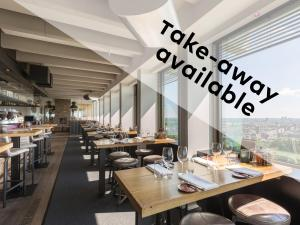 A restaurant or other place to eat at Leonardo Hotel Amsterdam Rembrandtpark