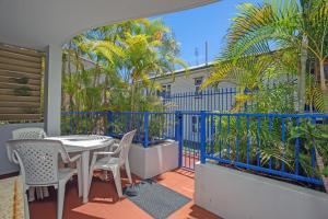 Балкон или терраса в Surfers Beach Resort One