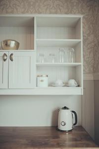 A kitchen or kitchenette at Vinnhaus