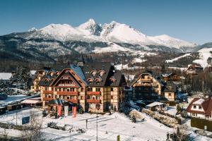 APLEND Kukučka Mountain Hotel and Residences im Winter
