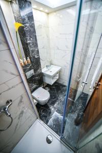 Ein Badezimmer in der Unterkunft Hotel Zepter Palace