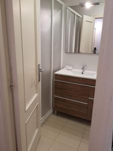 A bathroom at Arha Villa de Suances - Antiguo Albatros