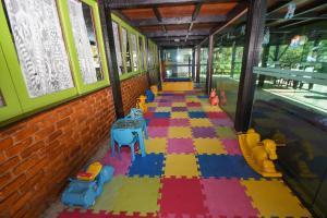 The kid's club at Tarkna - hotel recanto das aguas