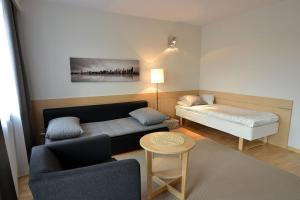 Część wypoczynkowa w obiekcie Apartament Classic