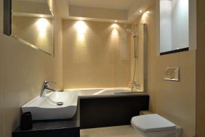 Łazienka w obiekcie Apartament Classic
