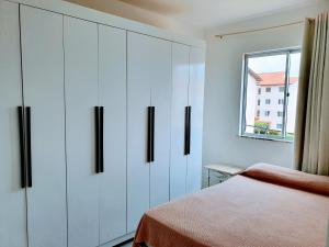 A bed or beds in a room at Apartamento Modus Vivendi