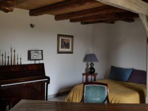 Un ou plusieurs lits dans un hébergement de l'établissement Annexe Maison Bourgeoise