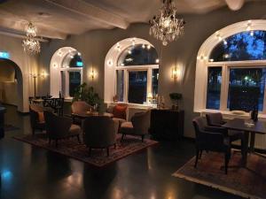 Loungen eller baren på Piteå Stadshotell
