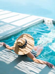 Πισίνα στο ή κοντά στο Remezzo Villas