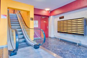 The fitness centre and/or fitness facilities at Le Marceau - Super Studio haut de gamme