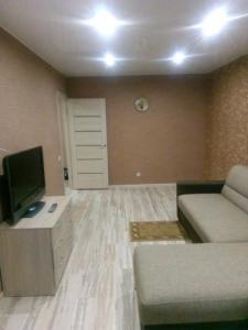 Телевизор и/или развлекательный центр в Apartment Pleskov Ganzeisky
