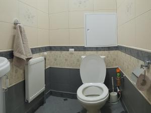 Ванная комната в Апартаменты У Марии