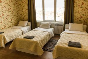 Кровать или кровати в номере B&B Gosti