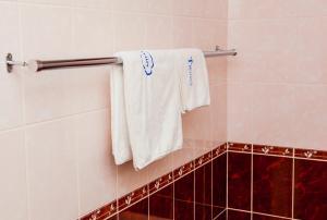 Ванная комната в Транзит Отель