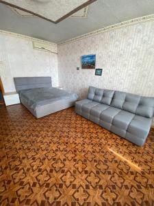 Гостиная зона в Гостевой дом Лазурный