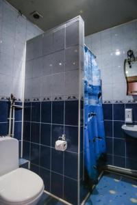 Ванная комната в Отель Охотничья Усадьба