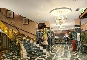The lobby or reception area at Zenit Imperial