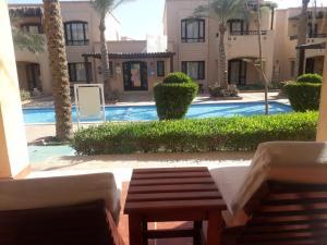 The swimming pool at or near Tamra Beach Resort