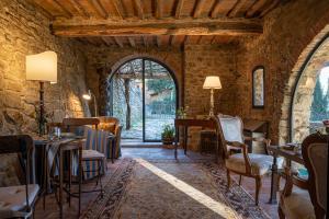 Ristorante o altro punto ristoro di Castello di Volpaia